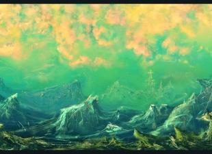 Mountains Emotion