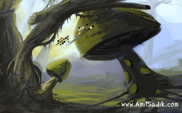Digital Painting Tutorial (5)