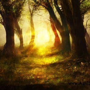 Beyond the path – Digital painting tutorial