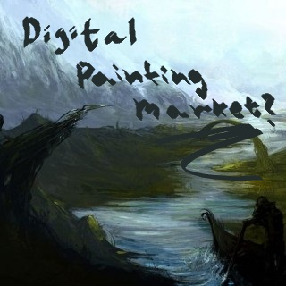 Digital painting market ?