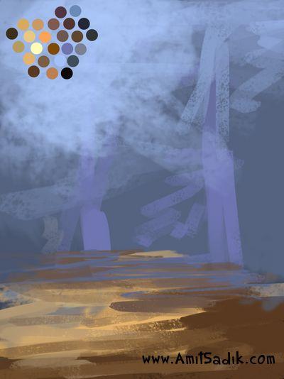 Digital Painting Tutorial (14)