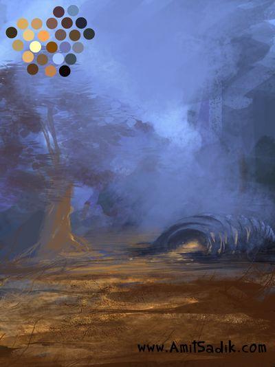 Digital Painting Tutorial (12)
