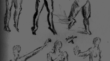 Gesture drawing #2