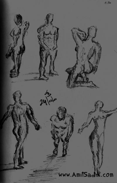 Gesture Drawing (8)
