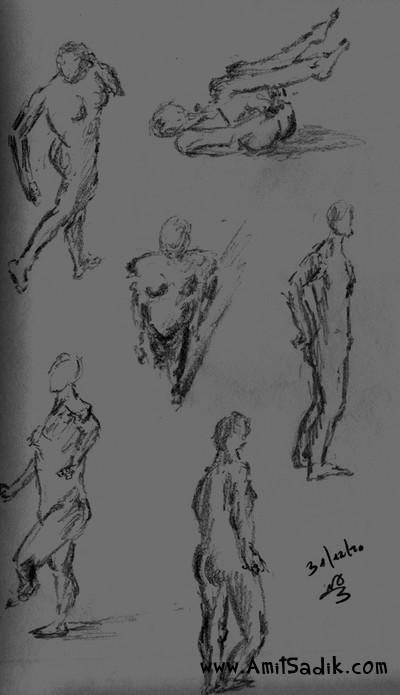 Gesture Drawing (5)