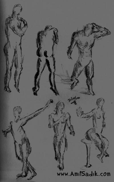 Gesture Drawing (4)