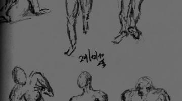Gesture drawing #3