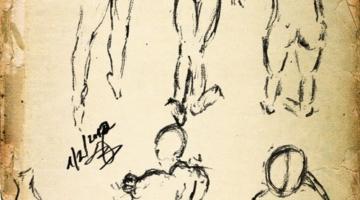 Gesture drawing #7