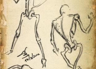Gesture drawing #8