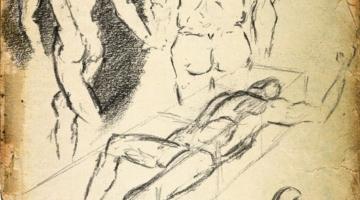 Gesture drawing #9
