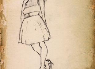 Female poses #4