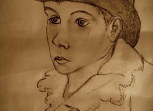 Portrait art – Yes darlin'