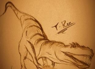 Dinosaur baby