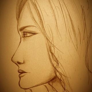 Portrait drawing - Pencil sketches