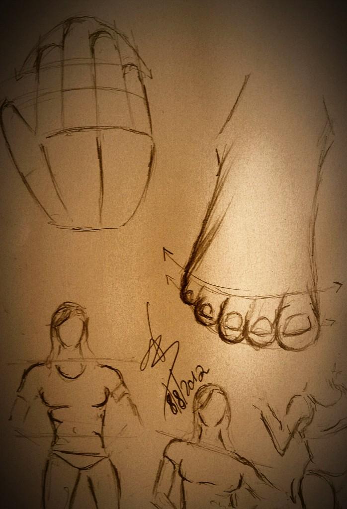sketch artist art