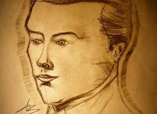 Portrait art #2
