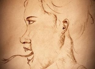 Portrait art #3