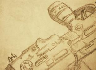 Tavor Gun