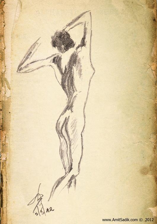 ציורי עיפרון