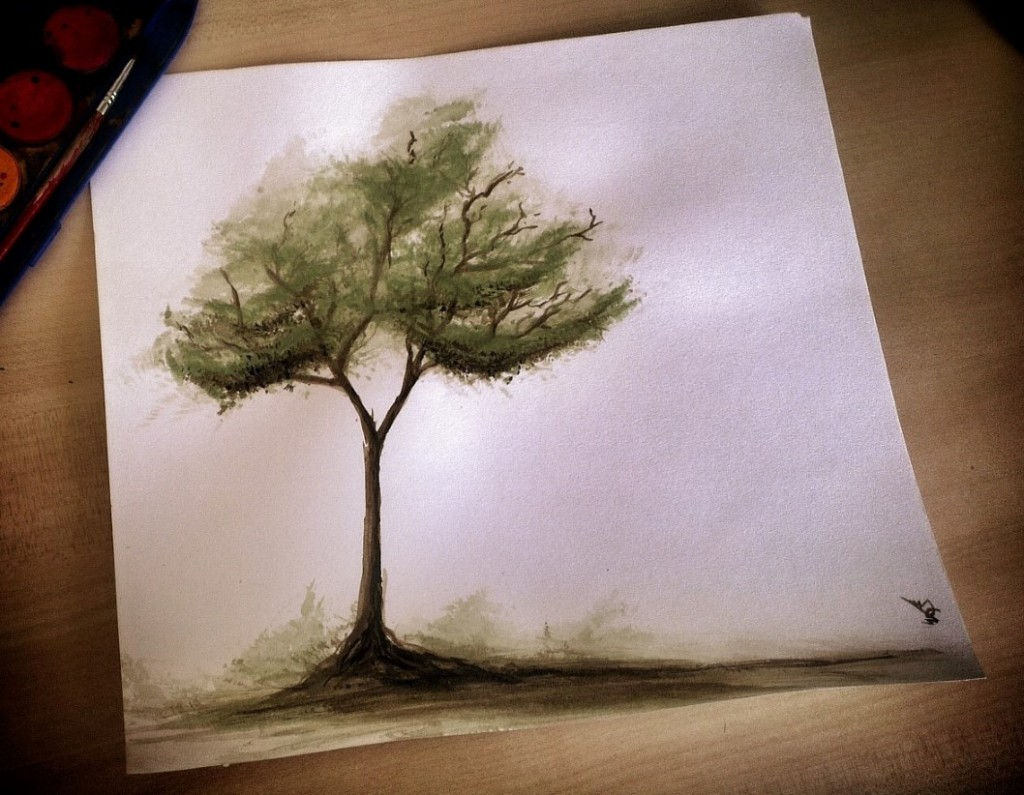 watercolor_tree