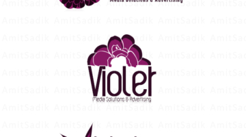Logo Design – Violet