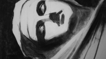 Charcoal Drawing #2