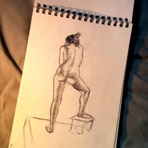 ציורי עירום