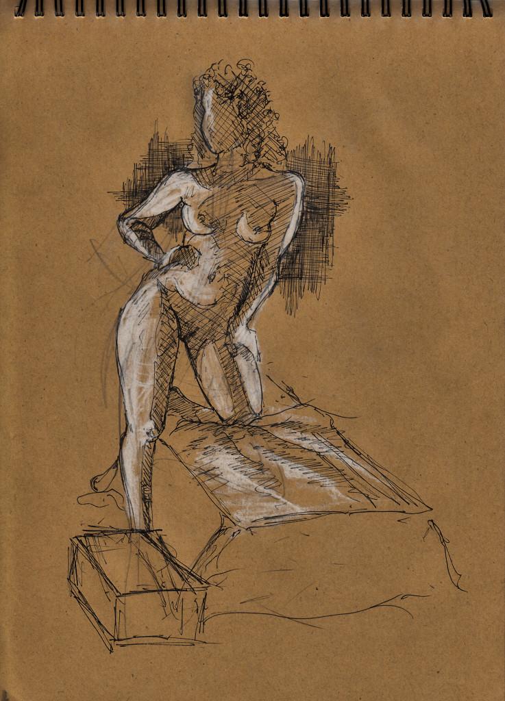 ציור גוף