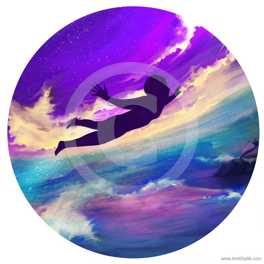 lucid-dream-logo-design