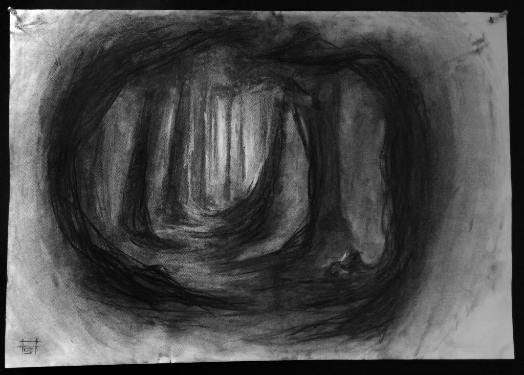 Charcoal Art Related Keywords & Suggestions - Charcoal Art ...