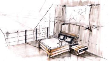 Art Studio & Residence – Interior