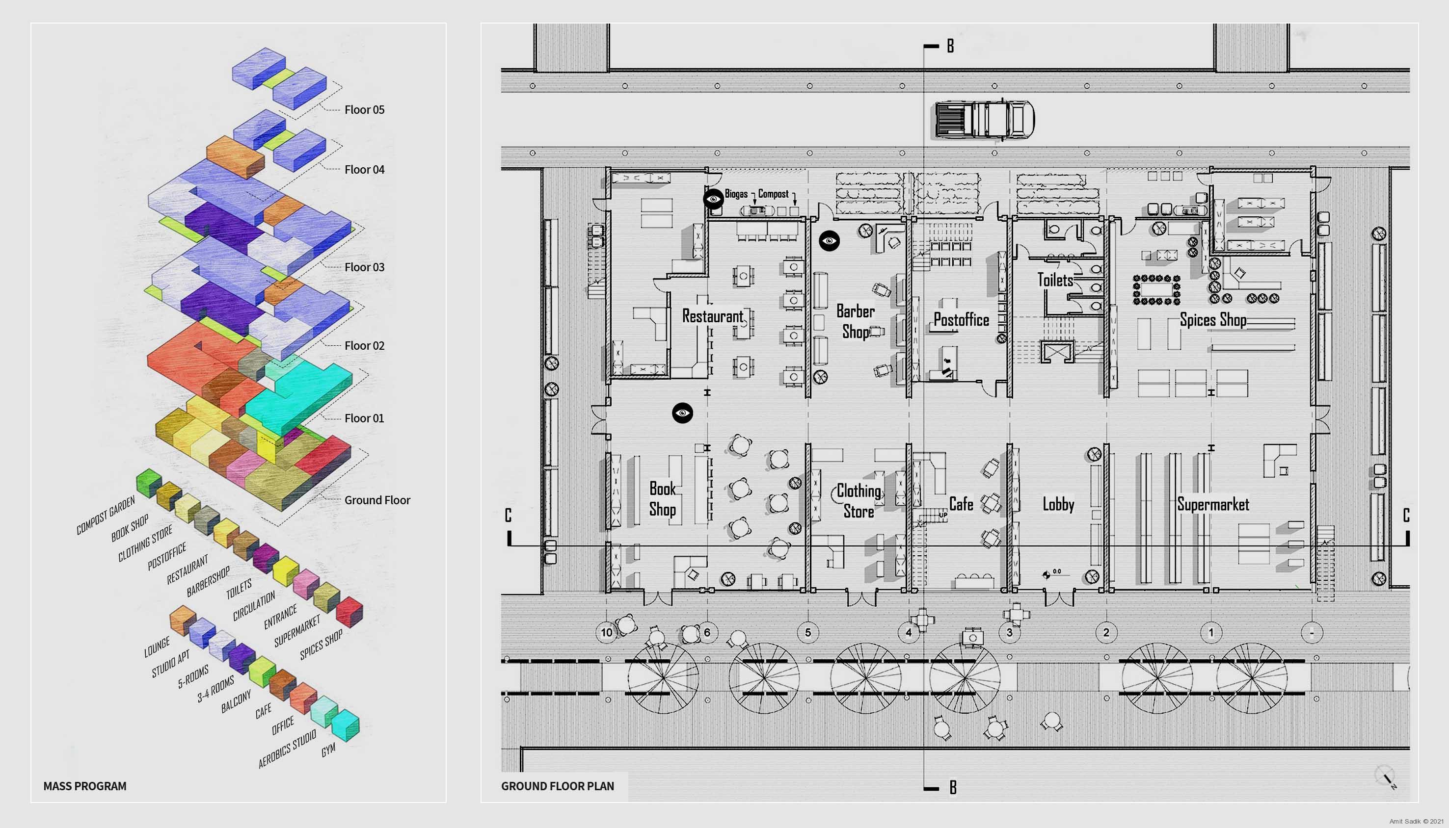 Shophouse 2.0 plan, Mass program